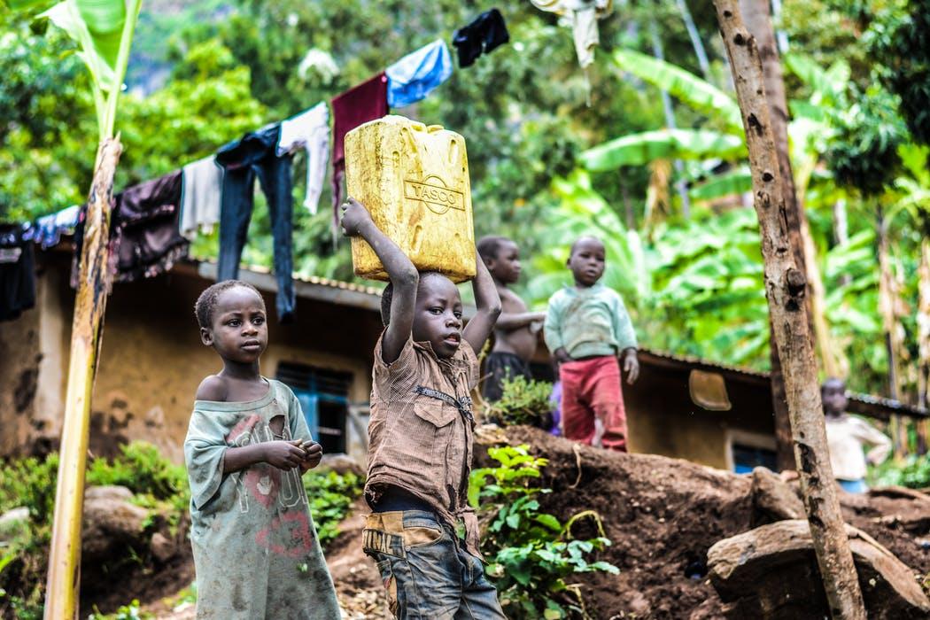Africa volunteer